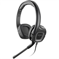 Plantronics Audio 355 Multimedia Headset with 40mm Stereo Speakers