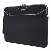 Mobile Edge SlipSuit Carrying Case - Fits Laptops with Screen Sizes up to 16-inch – Black