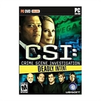 CSI : Deadly Intent - PC
