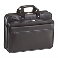 Targus 17-inch Commuter Leather Laptop Case
