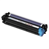 Dell - Imaging Drum for 5130cdn Printer - Cyan