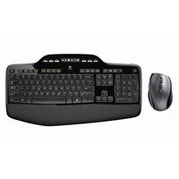 Logitech Wireless Desktop Keyboard & Mouse Combo MK710 - 920-002416