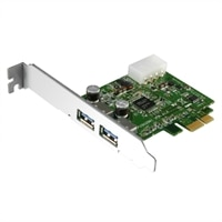 2 Port USB 3.0 Super Speed PCI Card