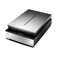 Flatbed scanner - 8.5 in x 11.7 in - 6400 dpi x 9600 dpi - Firewire / Hi-Speed U