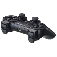 PS3 DualShock 3 Wireless Controller for Playstation 3 - Black