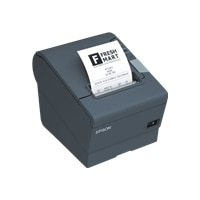 T88V TM-T88V Dual-Color Thermal Receipt Printer, USB and Serial