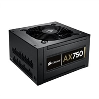 Professional Series Gold High Performance 750-Watt Power Supply