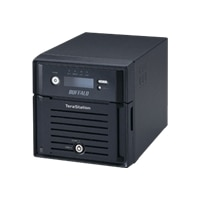 Buffalo Technology  Terastation Duo 2tb Dual Drive Nas 2x1tb Hot Swap Raid 0 1 Gbe