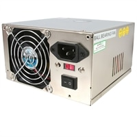 Professional 450 Watt ATX12V 2.01 Computer Power Supply w/ PCIe & SATA