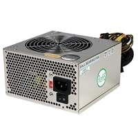 StarTech.com Professional 550W ATX EPS12V 2.92 Computer Power Supply with Two PCIe