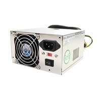 StarTech.com 500 Watt Dual 12V Power Supply For ATX EPS12V Desktop PC