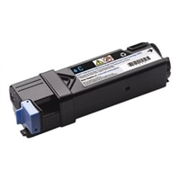 Dell - high capacity - cyan - original - toner cartridge