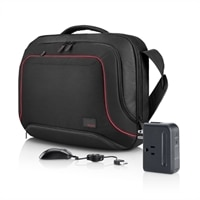 Belkin Inc  Evo Topload Mobility Bundle - Includes 15.6 inch Evo Topload Bag, USB Mouse and Travel Surge Protector