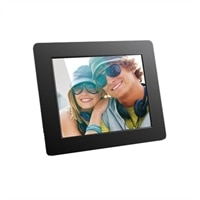 Aluratek ADPF08SF 8-Inch Digital Photo Frame (800x600 Hi Resolution)