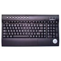 Seal Shield Silver Surf Multimedia Keyboard