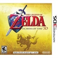 Nintendo The Legend of Zelda: Ocarina of Time 3DS