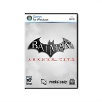 WARNER BROTHERS Batman Arkham City - PC