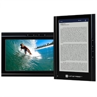 Hip Street HS-M702 7-inch WiFi Color LCD Touch-Screen Media Player and Ebook Reader