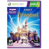Kinect Disneyland Adventures