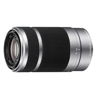 SEL55210 55-210mm E-mount Zoom lens for Sony NEX Interchangeable Lens Cameras