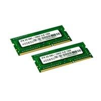 VisionTek - DDR3 - 4 GB : 2 x 2 GB - SO-DIMM 204-pin - 1333 MHz / PC3-10600 - CL9 - 1.5 V - unbuffered - non-ECC