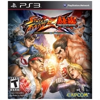 Preorder Street Fighter® X Tekken® - PS3 - Expected Release Date March 6th 2012