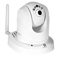 TRENDnet  TV-IP651WI Wireless N Day / Night Pan-Tilt-Zoom Internet Camera