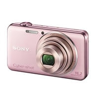 Sony Cyber-shot DSC-WX50 16.2 MP Digital Camera with 5x Optical Zoom and 2.7-inch LCD - Pink