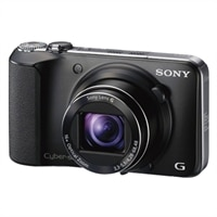 Sony Cyber-shot DSC-HX10V 18.2 MP Digital Camera with 16x Optical Zoom and 3.0-inch LCD - Black
