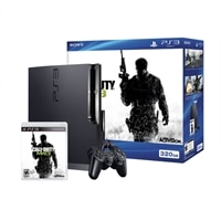 Sony 320 GB PlayStation 3 Gaming Console With Call of Duty: Modern Warfare 3 Bundle