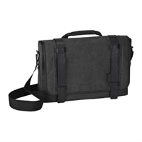 Targus Canada 13-inch City Fusion Messenger laptop Carrying Case Grey