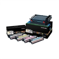 LEXMARK CANADA C54x, X54x Black and Colour Imaging Kit