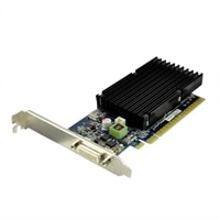 PNY GeForce 8400GS 1GB DDR3 PCIe 2.0 x16 low profile Fanless Graphics Card