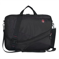 Swiss Gear Scan Smart Ballistic Laptop Case – Fits Laptop Screen Sizes Up to 17.3-inch