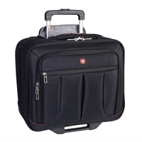 Swiss Gear Business Traveler Roller - Fits Laptops with Screen Sizes up to 15.6-inch