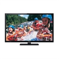 Panasonic 55-inch IPS LED TV - TCL55ET5 1080p 60HZ HDTV with 4 pairs of polarized 3D glasses