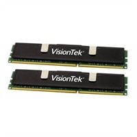 VisionTek Black Label Series 2GB PC3-10600 DDR3 1333MHz DIMM 240-Pin Memory Module