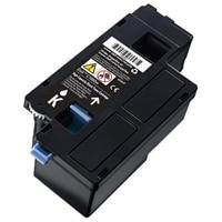Dell 1,250-Page Black Toner Cartridge for Dell C1660w Color Printer