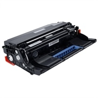Dell 60,000 Page Drum Cartridge for Dell B2360D/ B2360DN/ B3460DN/ B3465DN/ B3465DNF Laser Printer Imaging Drum (KVK63) - Use and Return