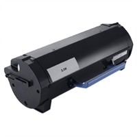 Dell 2,500-Page Black Toner Cartridge for Dell B2360D/ B2360DN/ B3460DN/ B3465DN/ B3465DNF Laser Printers - Use and Return