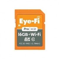 EyeFi 16GB Pro X2 Wireless Class 10 SDHC Memory Card