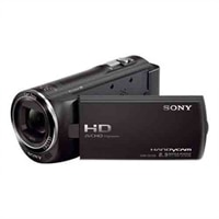 Sony Handycam HDR-CX220 Black Full HD Camcorder with 27X Optical Zoom.