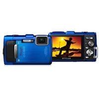 Olympus Corporation Stylus TG830 iHS Camera Blue
