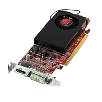 VisionTek Radeon HD 7750 SFF - Graphics card - Radeon HD 7750 - 1 GB GDDR5 - PCI Express 3.0 x16 low profile - DVI, HDMI