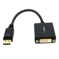 DisplayPort to DVI Video Adapter Converter