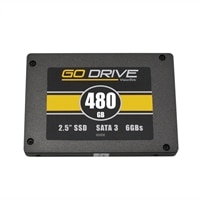 VisionTek GoDrive Series - Solid state drive - 480 GB - internal - 2.5-inch - SATA 6Gb/s