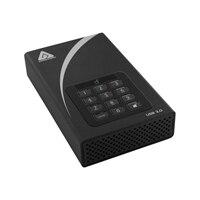 Aegis Padlock 2TB USB 3.0 Desktop External Hard Drive (ADT-3PL256-2000)