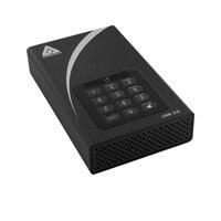 Apricorn Aegis Padlock DT ADT-3PL256-3000 - hard drive - 3 TB - USB 3.0 (ADT-3PL256-3000)
