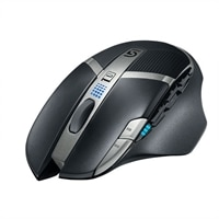 Logitech G602 Wireless Laser Gaming Mouse - 11 button(s) - 2.4 GHz