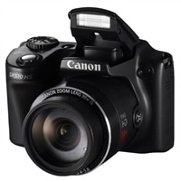 Canon PowerShot SX510 HS 12.1 MP CMOS Wi-Fi Camera with 30x Optical Zoom and 1080p Full-HD Video